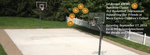 1st Annual KMMC Sunshine Classic 3v3 Basketball Tournament