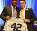 Holden Leibenguth, KMMC member & Challenger Baseball Buddy, named Honorary Chair for Rochester Press Radio Club Champions Dinner
