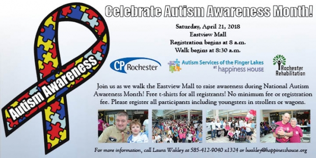 KMMC Supporting Autism Awareness Walk