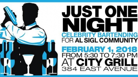 Just One Night!  Come Support Our Friends at Al Sigl